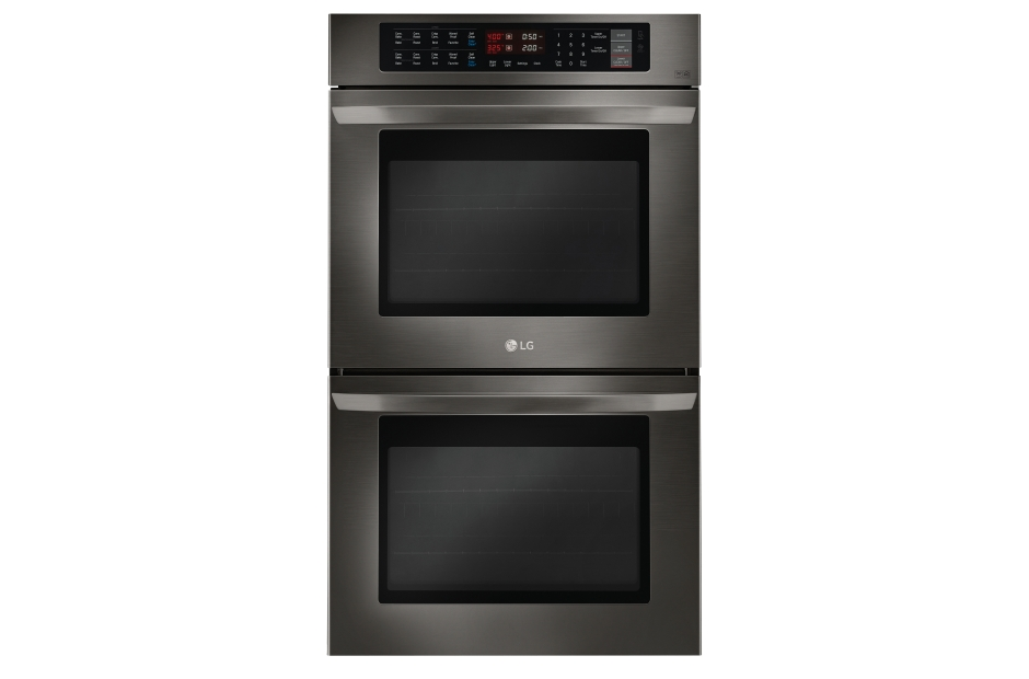 Model: LWD3063BD | LG 9.4 cu. ft. Double Wall Oven