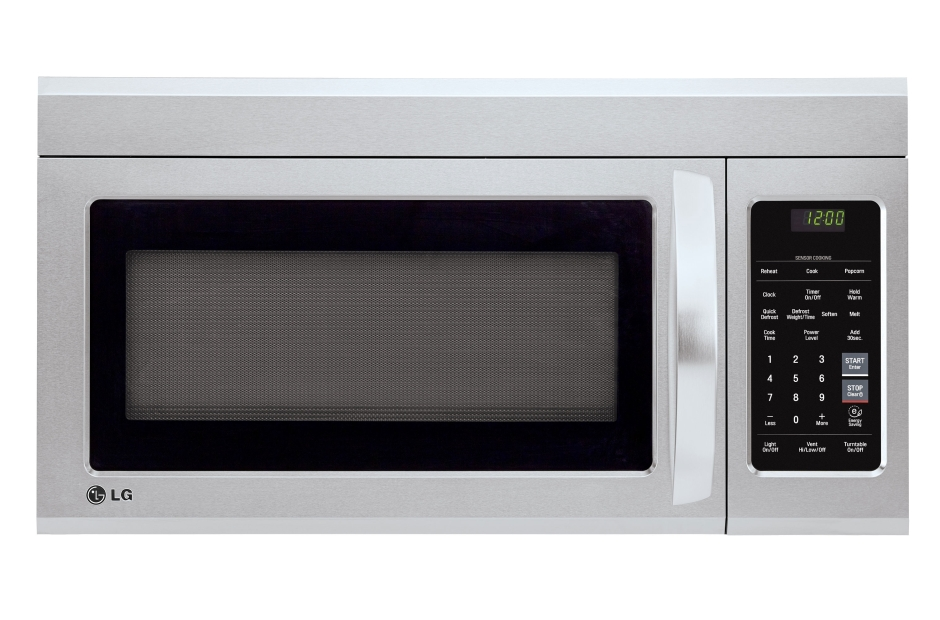 LG 1.8 cu. ft. Over-the-Range Microwave Oven