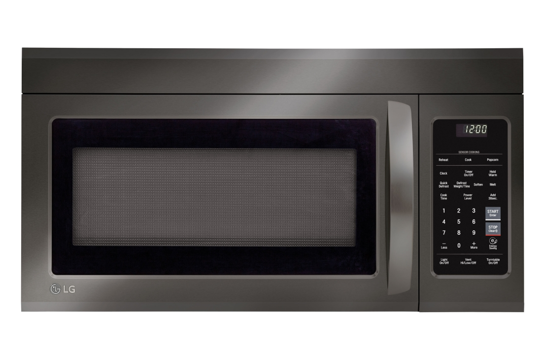 LG 1.8 cu. ft. Over-the-Range Microwave Oven with EasyClean®