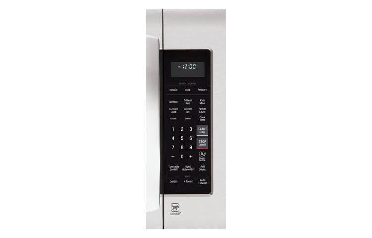 Model: LMV2031ST   LG 2.0 cu. ft. Over-the-Range Microwave Oven with EasyClean®