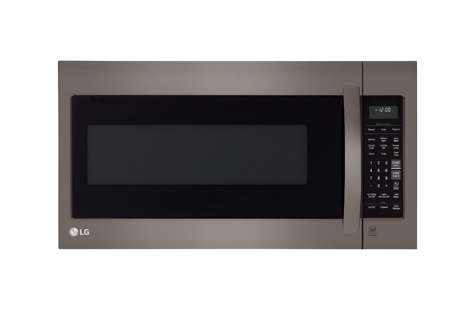 Model: LMV2031BD | LG 2.0 cu. ft. Over-the-Range Microwave Oven with EasyClean®
