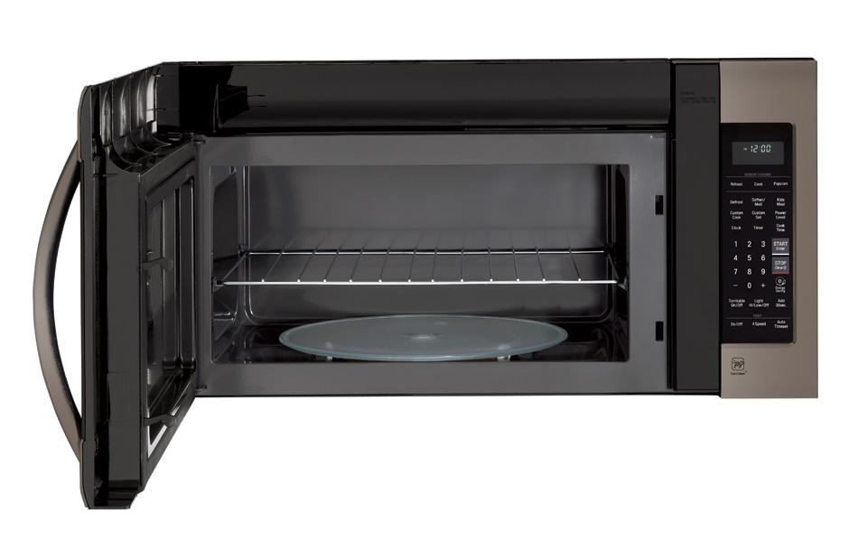 Model: LMV2031BD   LG 2.0 cu. ft. Over-the-Range Microwave Oven with EasyClean®