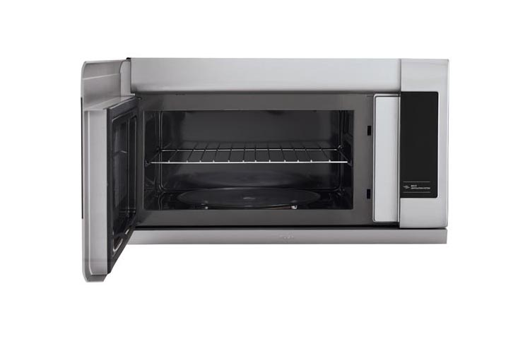 Model: LMHM2237ST | LG 2.2 cu. ft. Over-the-Range Microwave Oven with EasyClean®