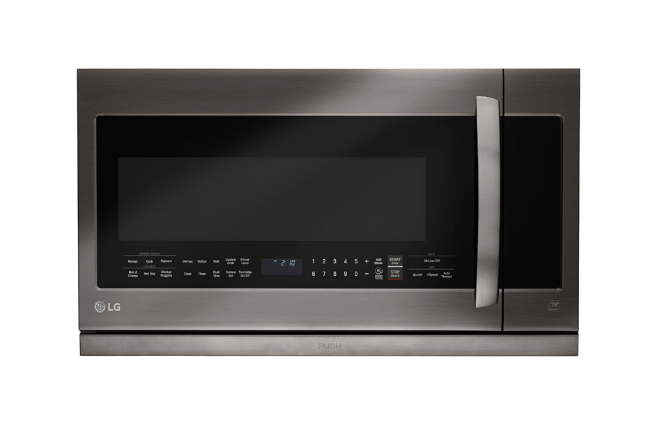 LG 2.2 cu. ft. Over-the-Range Microwave Oven with EasyClean®