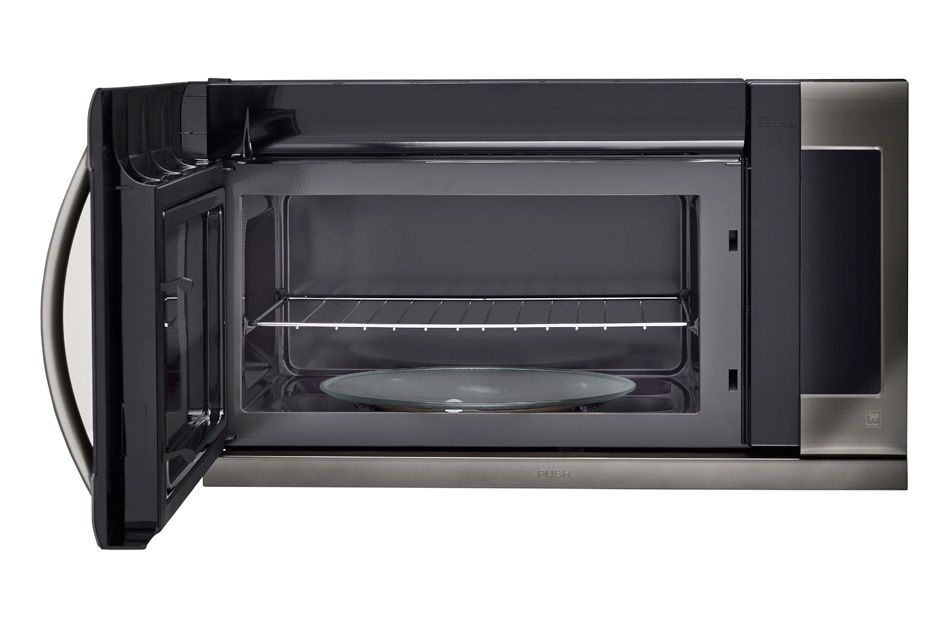 Model: LMHM2237BD | LG 2.2 cu. ft. Over-the-Range Microwave Oven with EasyClean®