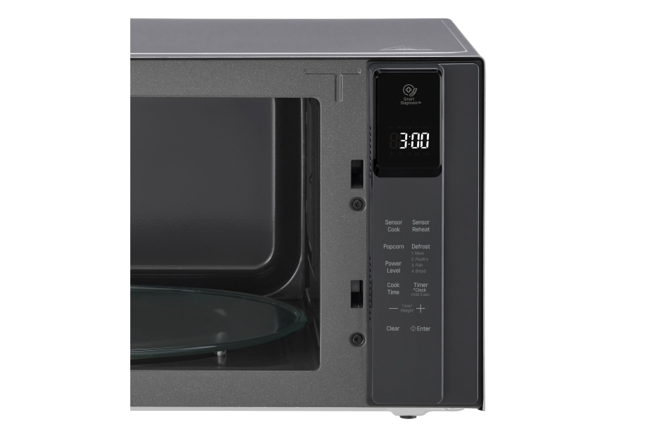 Model: LMC1575ST | LG 1.5 cu. ft. NeoChef™ Countertop Microwave with Smart Inverter and EasyClean®