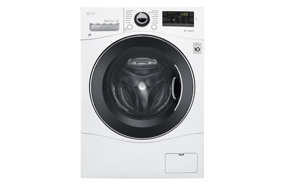 Model: WM3488HW | LG 2.3 cu.ft. Compact All-In-One Washer/Dryer