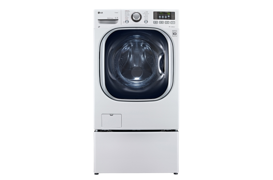 Model: WM3997HWA | Front Load Washer / Dryer Combo
