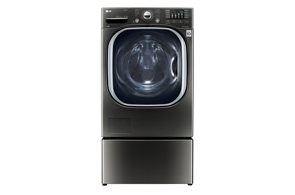Model: WM4370HKA | LG 4.5 cu. ft. Ultra Large Capacity TurboWash® Washer