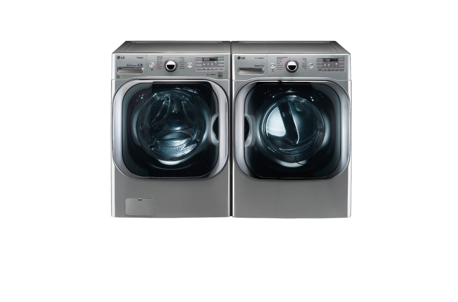 Model: WM8100HVA | LG 5.2 cu. ft. Mega Capacity TurboWash® Washer with Steam Technology
