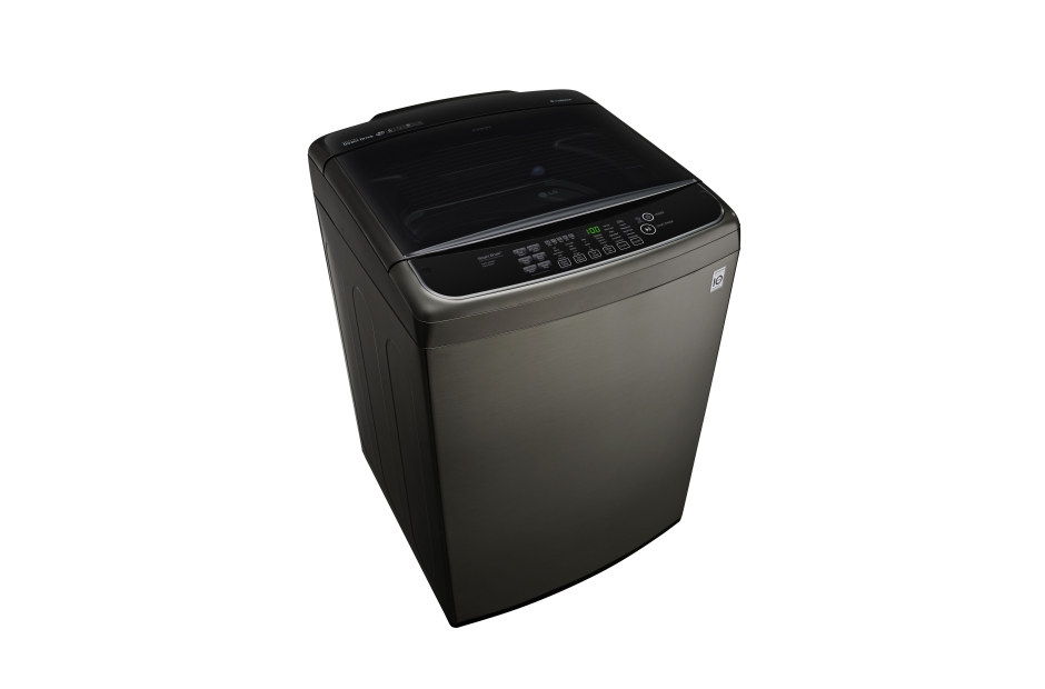 Model: WT1901CK | LG 5.0 cu. ft. Large Smart wi-fi Enabled Front Control Top Load Washer with TurboWash®