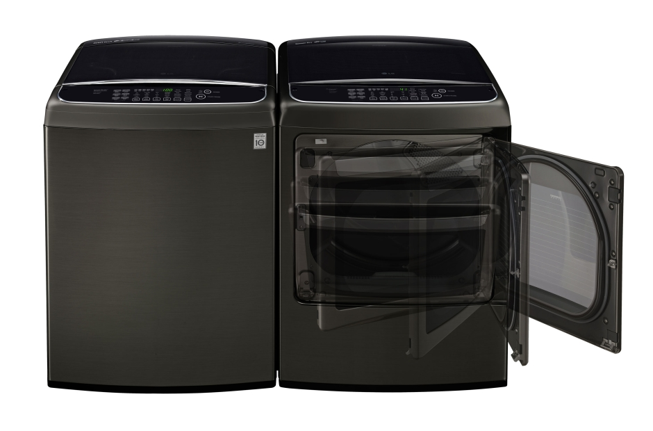 Model: WT1901CK | 5.0 cu. ft. Large Smart wi-fi Enabled Front Control Top Load Washer with TurboWash®