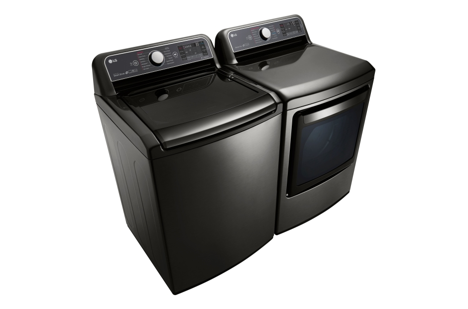 Model: WT7600HKA | 5.2 cu. ft. Mega Capacity Top Load Washer with TurboWash® Technology