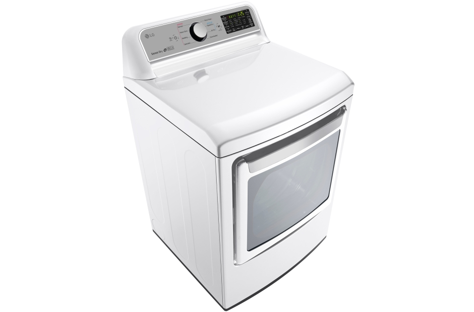 Model: DLE7200WE | 7.3 cu. ft. Smart wi-fi Enabled Electric Dryer with Sensor Dry Technology