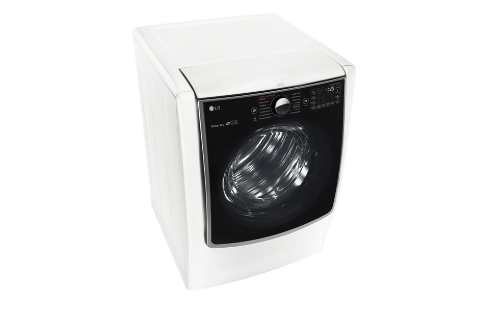 Model: DLEX5000W | 7.4 cu. ft. Smart wi-fi Enabled Electric Dryer w/ TurboSteam™