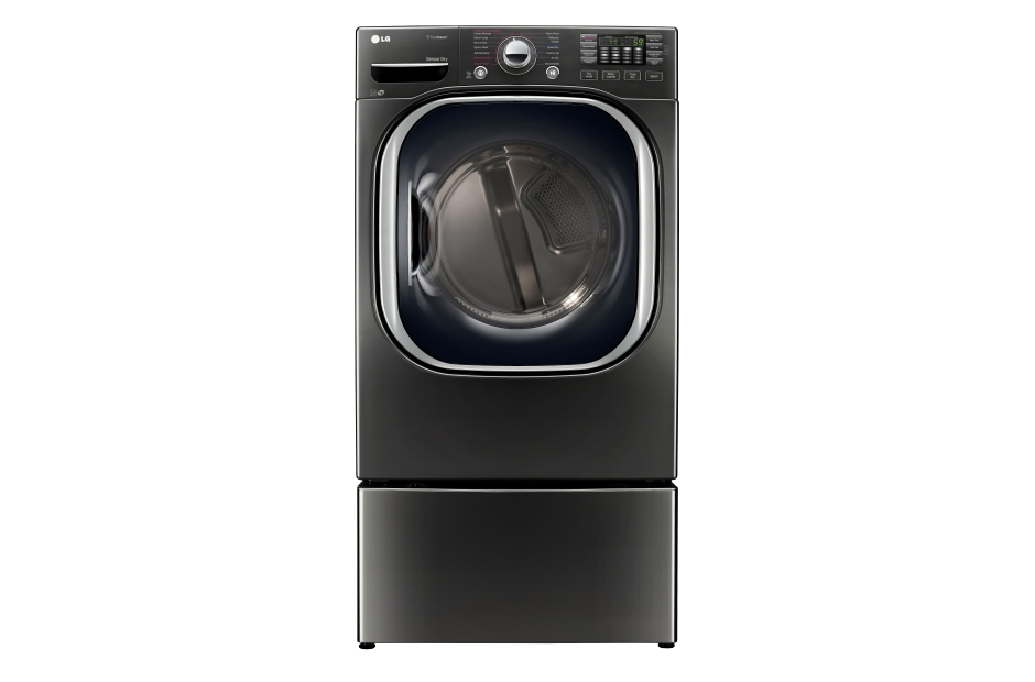 Model: DLGX4371K | 7.4 cu.ft. Ultra Large Capacity TurboSteam™ Gas Dryer