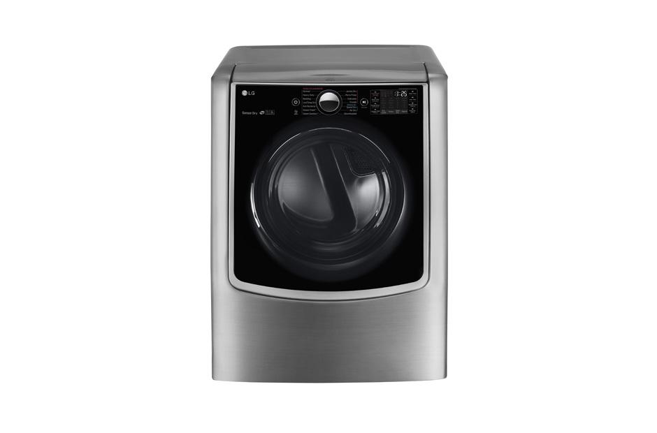 7.4 cu. ft. Smart wi-fi Enabled Gas Dryer w/ TurboSteam™