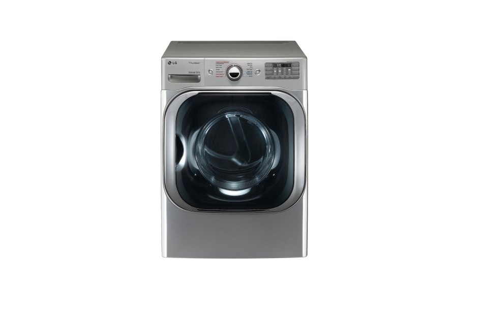 Model: DLGX8101V | 9.0 cu. ft. Mega Capacity Gas Dryer w/ Steam™ Technology