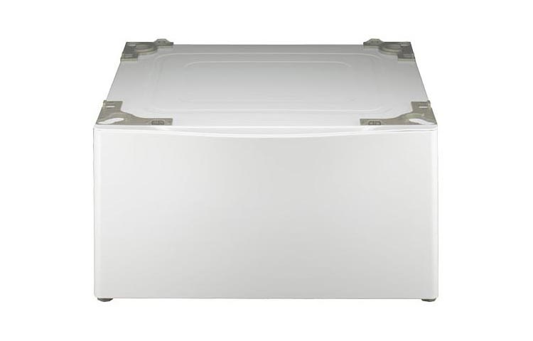 Model: WDP4W | LG Laundry Pedestal - White