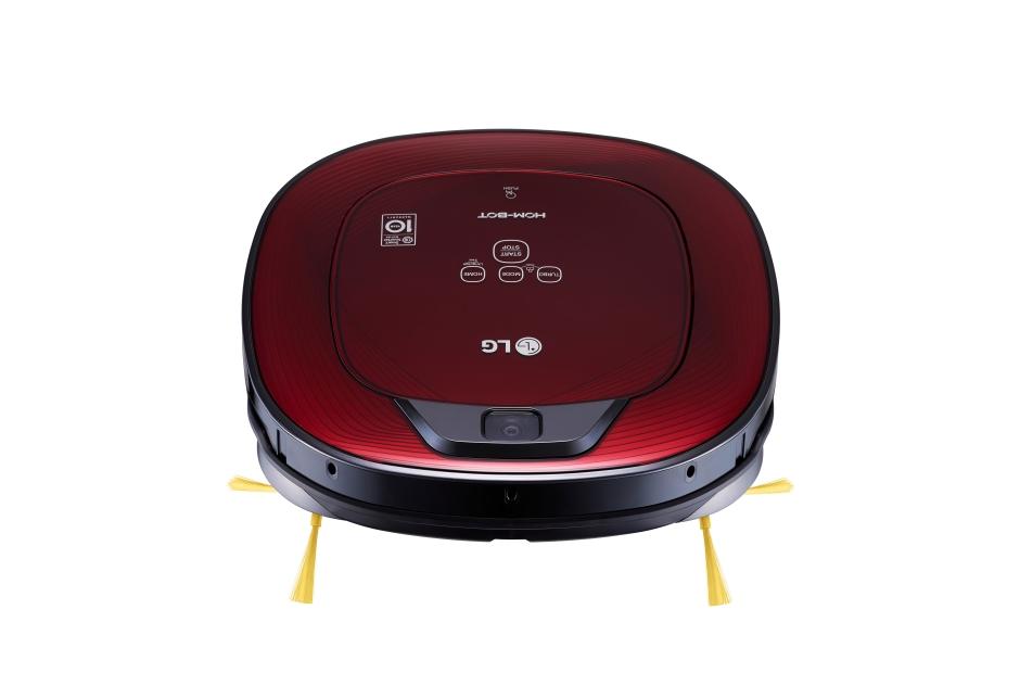 Model: CR3365RD | LG LG HOM-BOT™ Turbo+ Robotic Smart wi-fi Enabled Vacuum