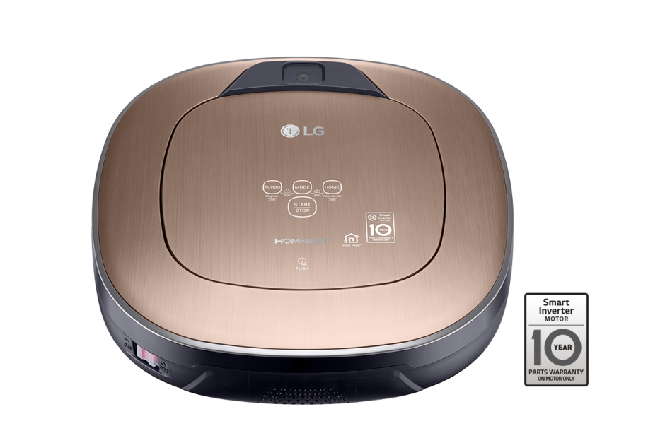 LG LG HOM-BOT™ Turbo+ Robotic Smart wi-fi Enabled Vacuum
