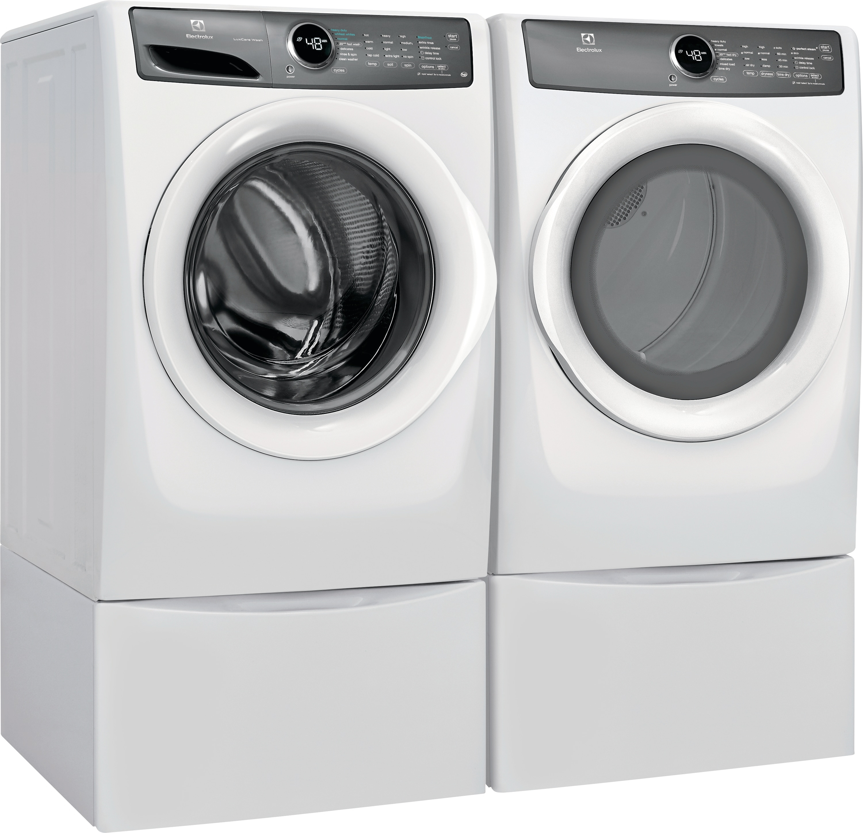 Front Load Perfect Steam™ Electric Dryer with 7 cycles - 8.0 Cu. Ft.
