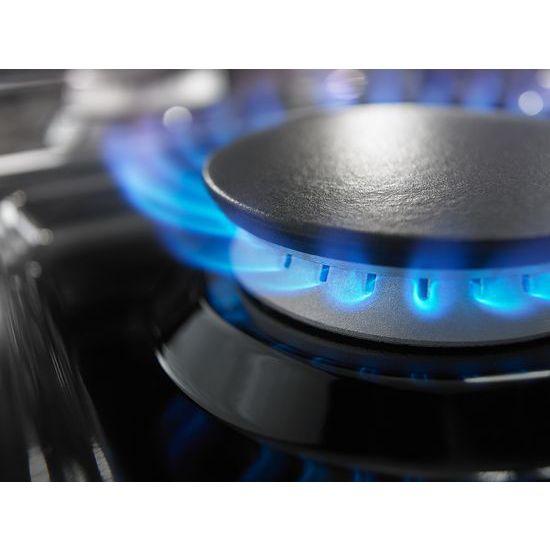 36'' 6-Burner Dual Fuel Freestanding Range, Commercial-Style