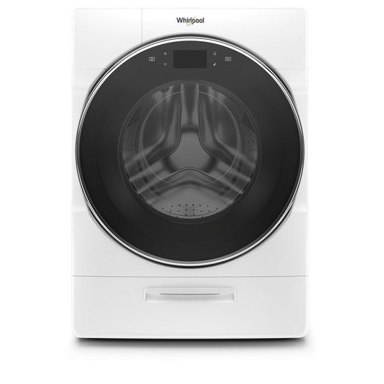 Model: WFC9820HW | Whirlpool 4.5 cu. ft. Smart All-In-One Washer & Dryer