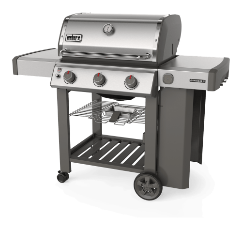 Model: 61001001 | Weber Genesis® II S-310 Gas Grill - LP Gas