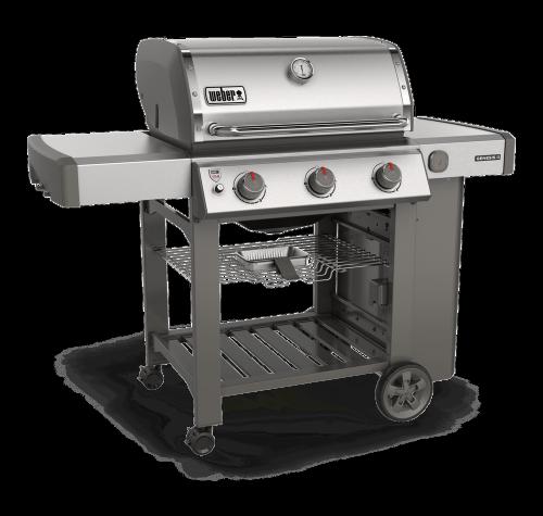 Model: 61001001   Weber Genesis® II S-310 Gas Grill - LP Gas