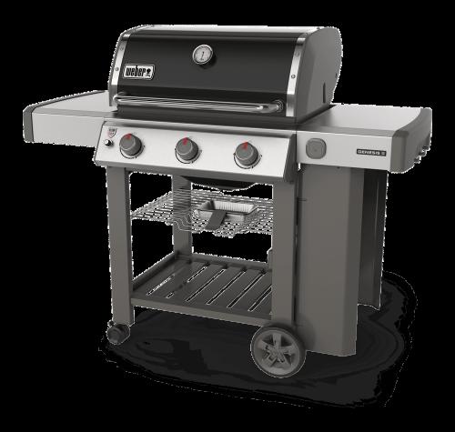 Model: 61011001 | Weber Genesis® II  E-310 Gas Grill - LP Gas