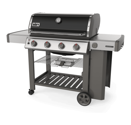 Weber Genesis® II E-410 Gas Grill - LP Gas