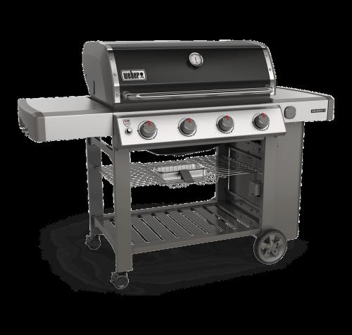 Model: 62011001 | Weber Genesis® II E-410 Gas Grill - LP Gas