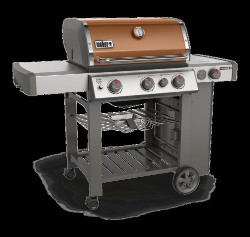 Model: 61022201 | Weber Genesis® II SE-330 Gas Grill LP Gas
