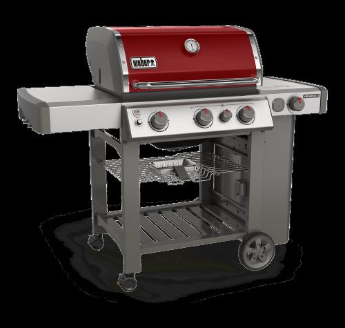Model: 61032201 | Weber Genesis® II SE-330 Gas Grill- LP Gas