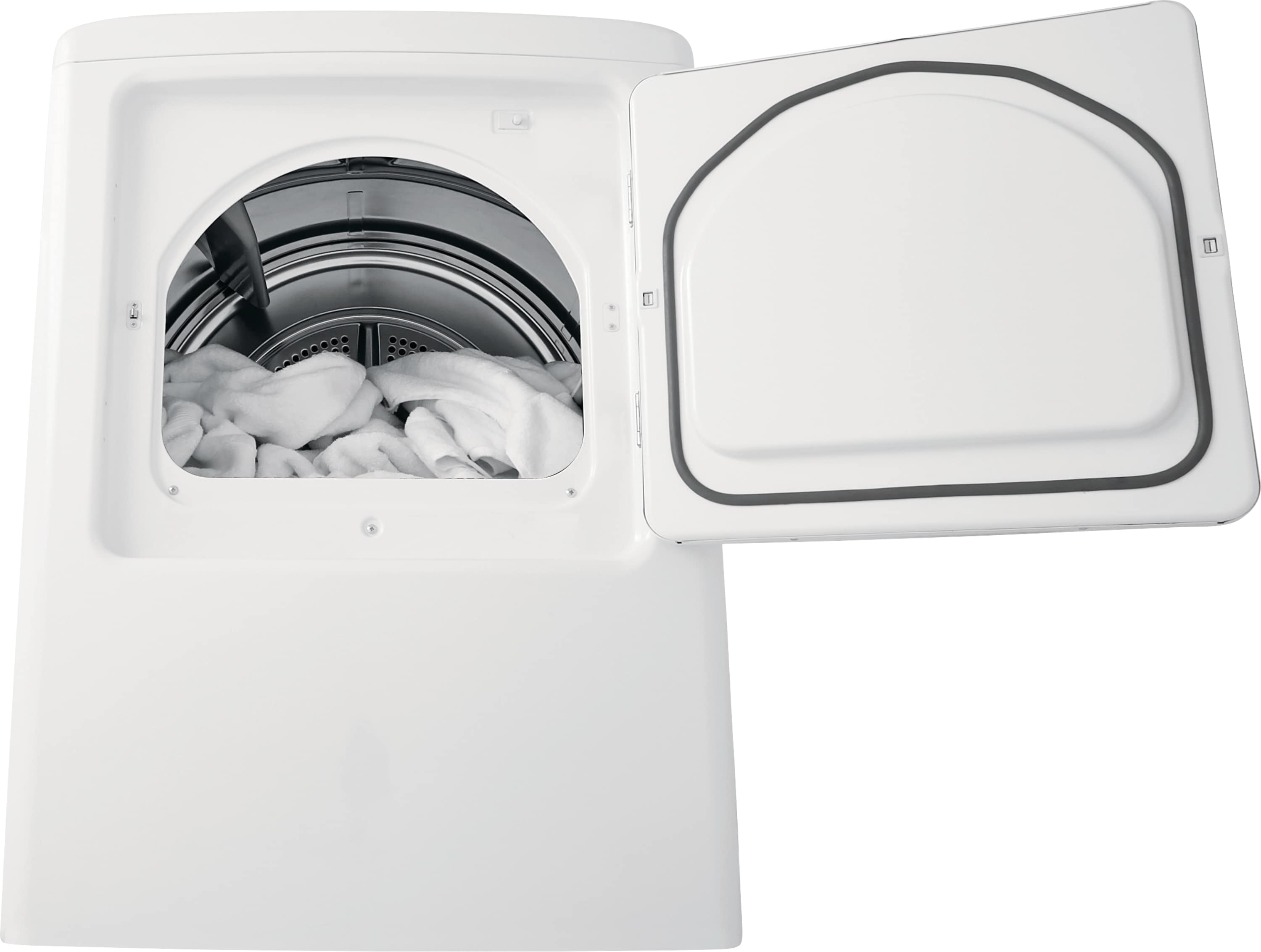 6.7 Cu. Ft. Free Standing Electric Dryer
