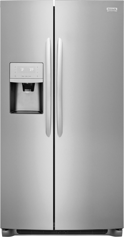 22.2 Cu. Ft.  Side-by-Side Refrigerator