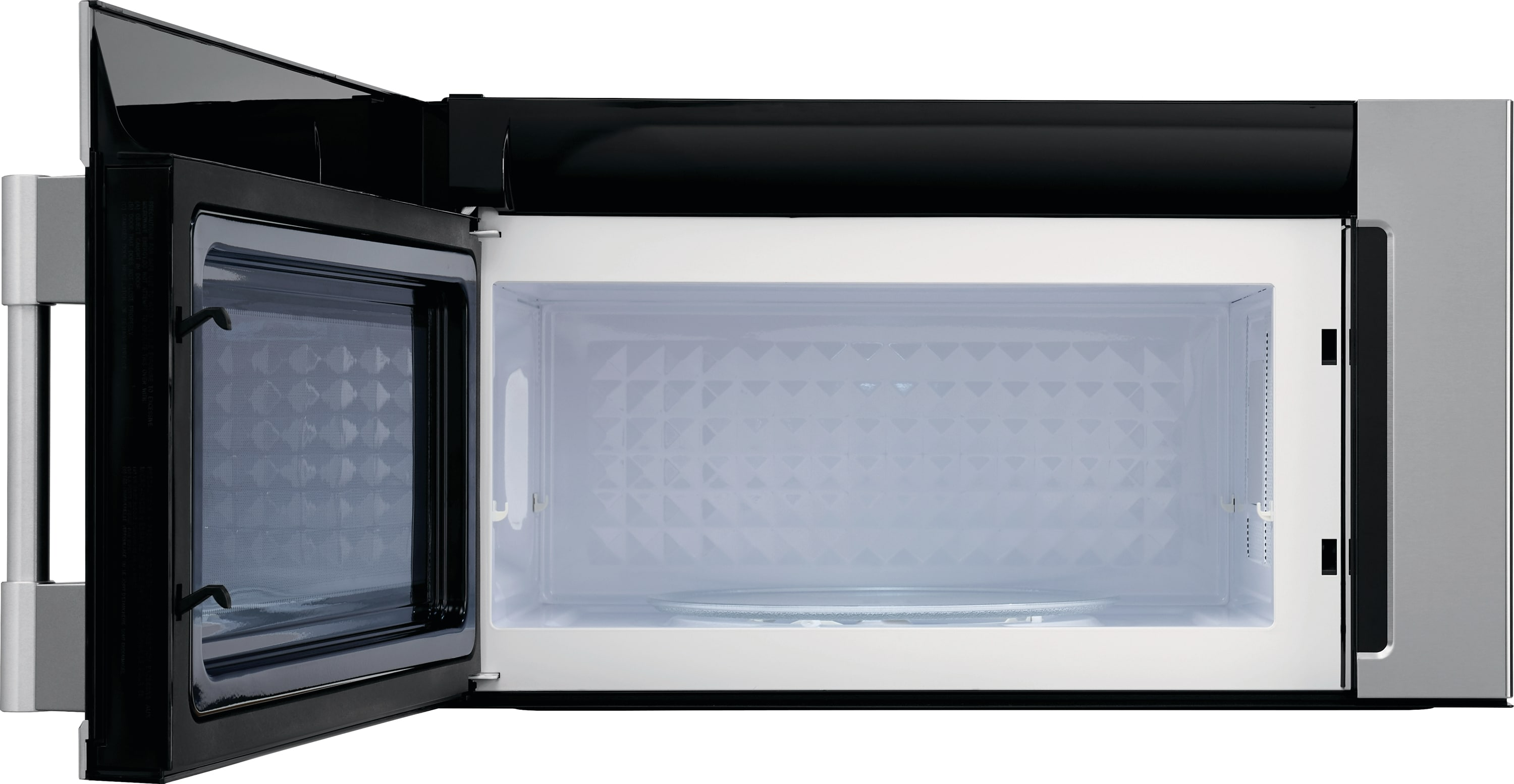 2.1 Cu. Ft. Over-The-Range  Microwave