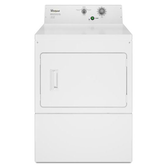 Commercial Gas Super-Capacity Dryer, Non-Coin