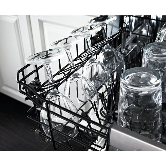 "Pro-Style® 24"" Built-In TriFecta™ Dishwasher, 38dBA"