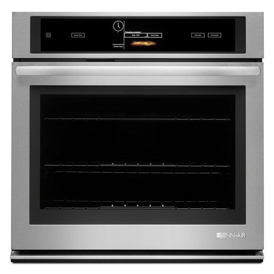 """Euro-Style 30"""" Single Wall Oven with V2™ Vertical Dual-Fan Convection System"""