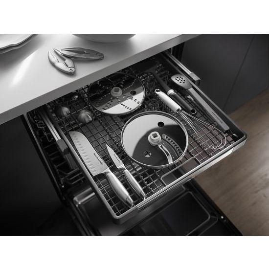 44 dBA Dishwasher with Panel-Ready Design