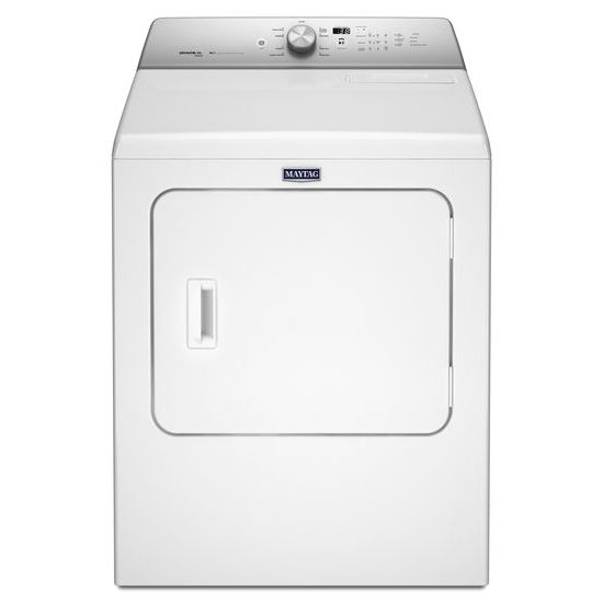 Large Capacity Electric Dryer with Steam-Enhanced Cycles – 7.0 cu. ft.