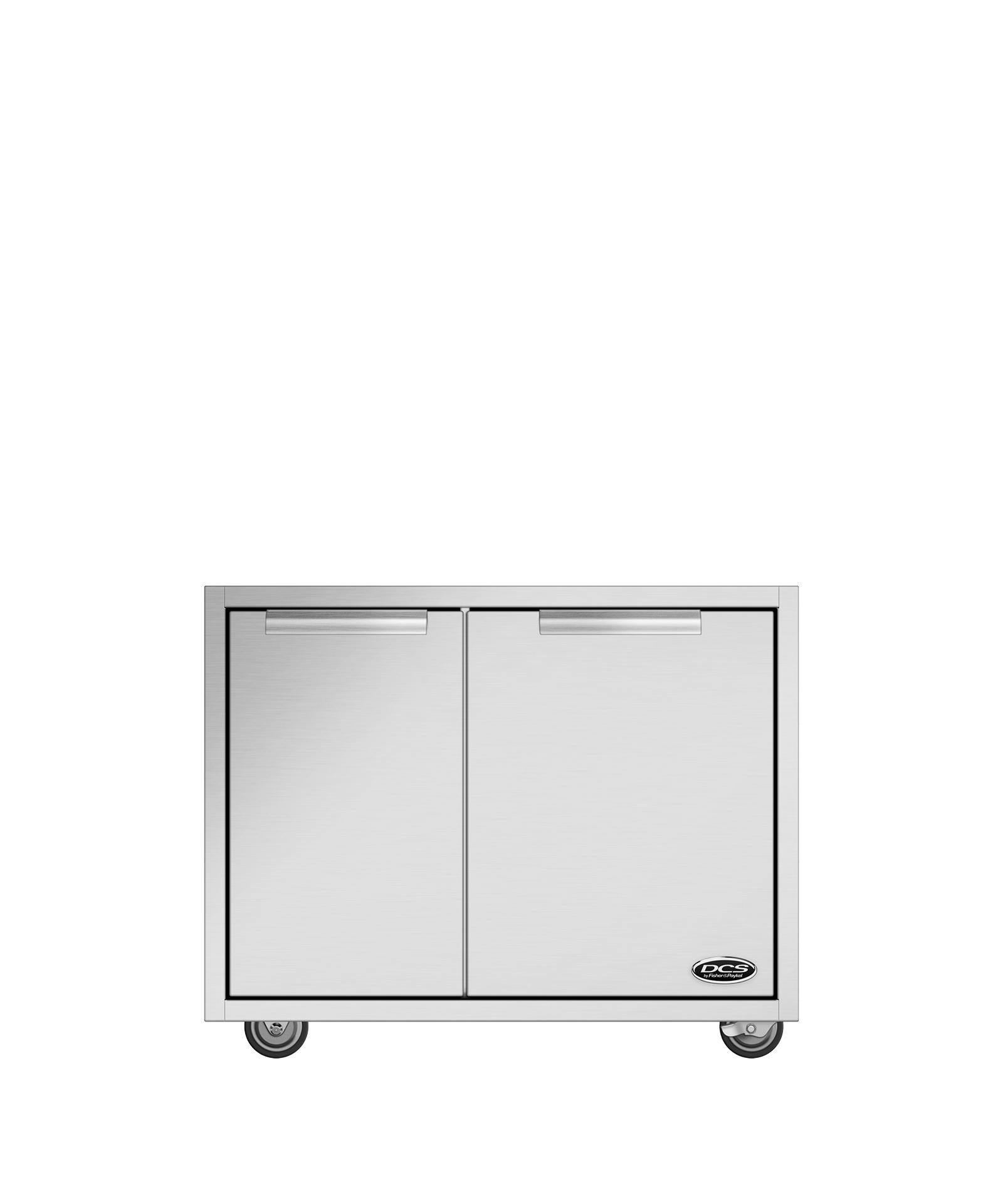 """30"""" CAD Grill Cart"""