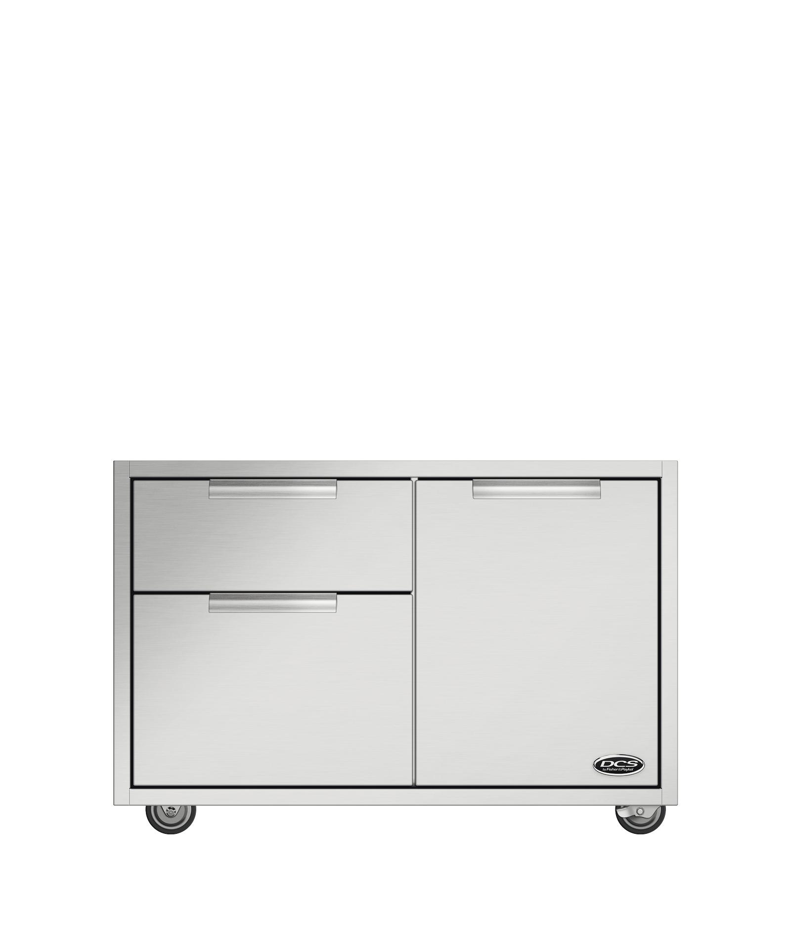"""36"""" CAD Grill Cart"""