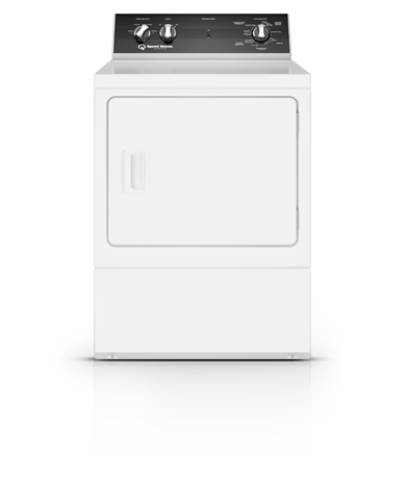 Model: DR5000WE | Electric Dryer-White
