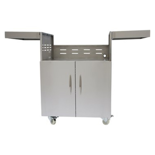 "Model: C1C34CT | Coyote Coyote 34"" Grill Cart"
