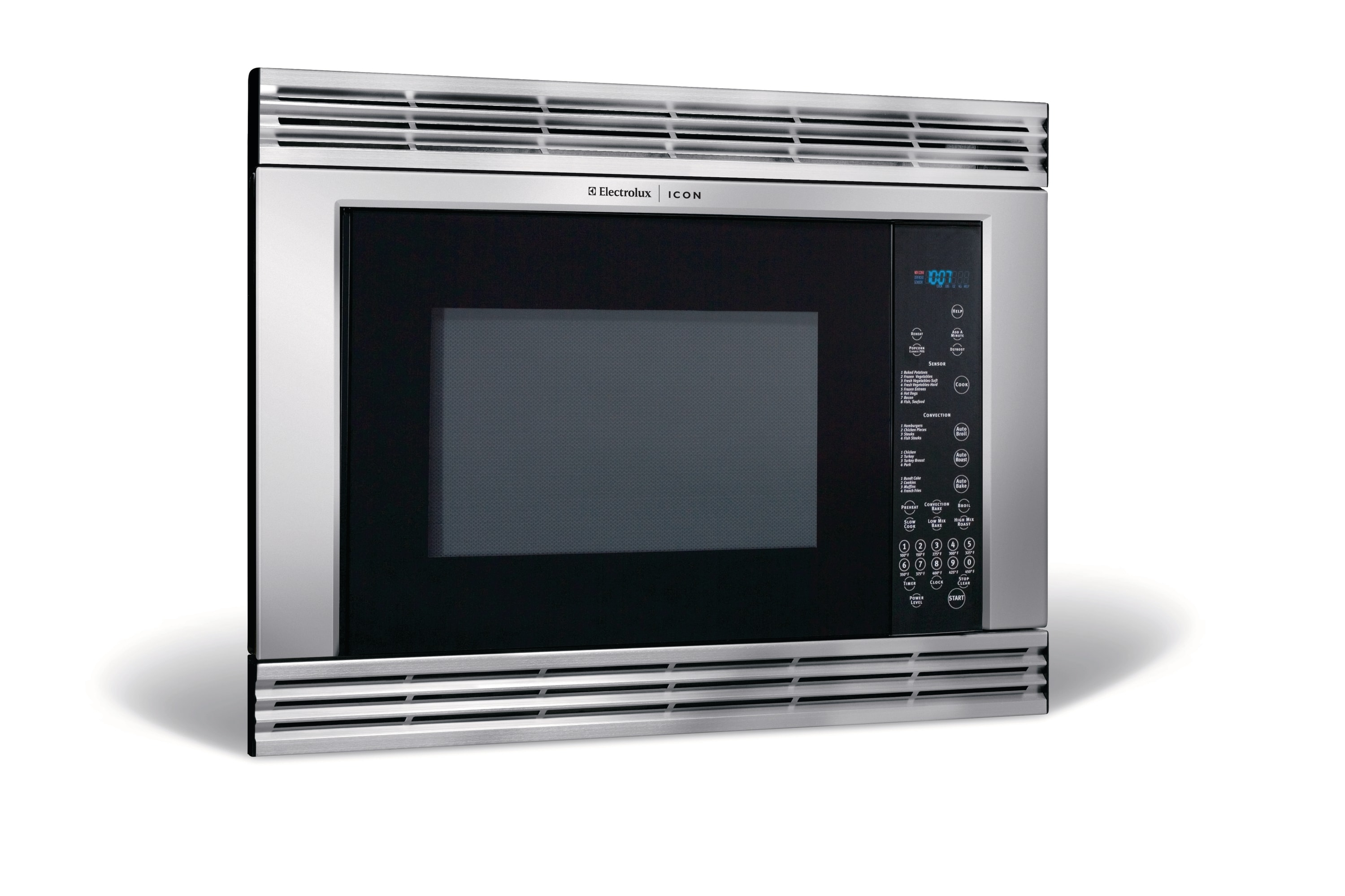 Model: E30MO65GSS | Electrolux ICON Electrolux ICON® Built-In Microwave with Side-Swing Door