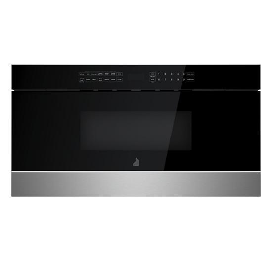 "Model: JMDFS30HM | Jenn-Air NOIR™ 30"" Under Counter Microwave Oven with Drawer Design"