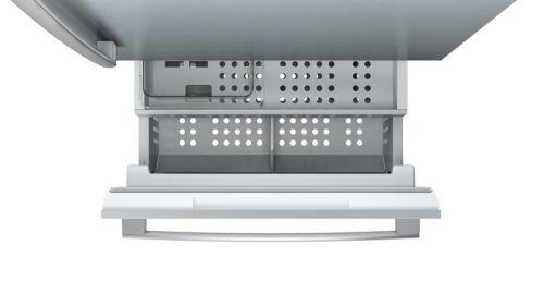 "Model: B30BB930SS | Bosch Benchmark®, 30"" Built-in  Bottom Freezer Refrigerator"
